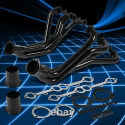 For 67-91 Chevy GMC C/K GMT Small Block V8 SS Long Tube Header Manifold Exhaust