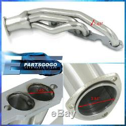 For 88-97 Chevy GMC C/K Pickup 5.0/5.7L V8 Steel Exhaust Racing Headers Manifold