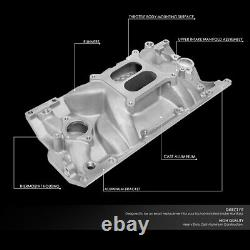For 96-02 Chevy Sbc 5.0l 5.7l Small Block Vortec L31 Dual Plane Intake Manifold