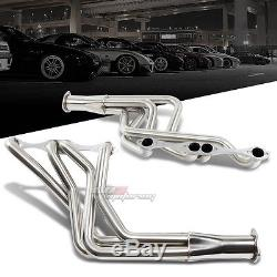 For Chevy V8 Small Block Chevelle/el Camino Exhaust Manifold Long Tube Header