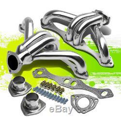 For Small Block Hugger Sbc 283/305/327/350/400 8-2 Performance Exhaust Header