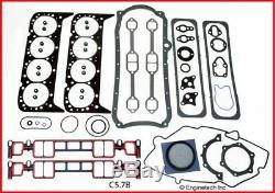 Full Engine Gasket Set for 1996-2002 Chevrolet SBC 350 5.7L Vortec