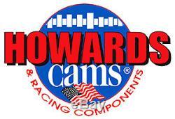 HOWARD'S SBC Small Base Circle Retro-Fit Roller 294/300 545/565 112° Cam Kit