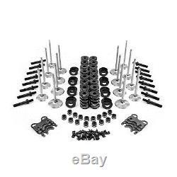 Head Build Valvetrain Kit Small Block Chevy 7/16 (PC3002-09) or Compatible