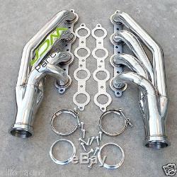 Header Manifold LS1 LS6 LSX GM V8 Chevrolet Up & Forward Turbo Headers Manifolds