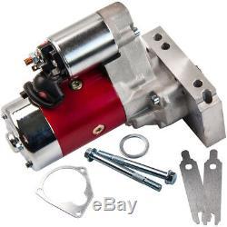 High Torque Small & Big Block Starter Motor For CHEVY GM HD Mini 3HP 305 350 454