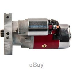 High Torque Small & Big Block Starter Motor For CHEVY GM HD Mini 3HP 305 350 454