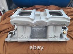 Holley Pro Dominator Small Block Chevy Tunnel Ram Manifold 701r 23 300-23/24