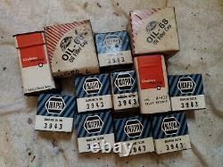 Huge lot of 1940's -1970s NOS Car Engine Parts Fuel Pumps Igniton Fuel RAdiator