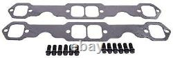 JEGS 30068 Engine Swap Forward Exit Headers for Chevy S-10 Small Block Chevy V8