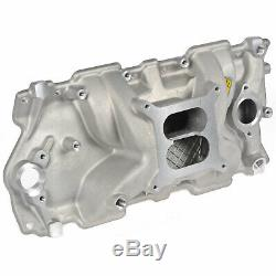 JEGS 513000 Intake Manifold for 1955-1986 Small Block Chevy 265-283-302-327-350