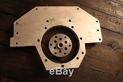 Kubota v2203 Transmission Adapter - Small Block Chevy