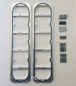 LS to SBC Valve Rocker cover adapters Oring design means no LS Gaskets required