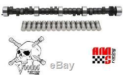 Lunati 10120704LK Camshaft & Lifters for Chevrolet SBC 350 400.504/. 525 Lift