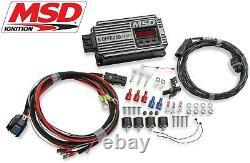MSD 6471 Digital 6-Offroad Ignition Control Box Small Block SBC Big Block Chevy