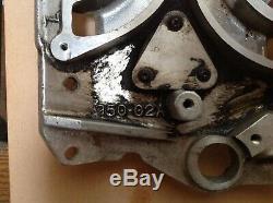 Martin turbo intake manifold SBC parts assembly kit chevy 350 small block