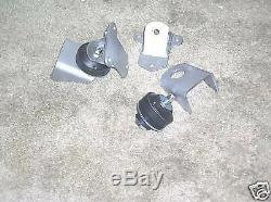 Motor Mount kit T bucket hot rat rod 32 Ford 283 327 350 chevy small block sbc