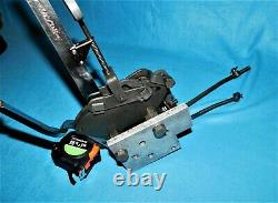 Mr Gasket Vertical Gate 4 Speed Shifter 8156 In Line V-gate Shifter T10 Amc