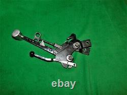 Mr Gasket Vertical Gate 4 Speed Shifter 8156 In Line V-gate Shifter T10 Muncie