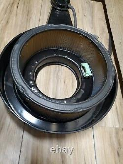 NEW NOS OEM 80's Chevy Small Block Air Cleaner 350 4BBL GMC Factory With Filter