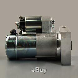 NEW SBC BBC Small & Big Block For CHEVY Mini Starter 305 350 454 19695 CW