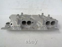 NOS 85-92 Camaro Firebird 305 350 TPI Accel Super Ram Intake Manifold Base 3860