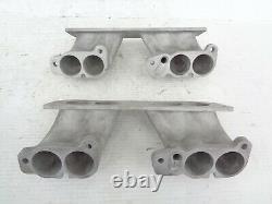 NOS 85-92 Camaro Firebird 305 350 TPI Accel Super Ram Intake Manifold Plenum Set