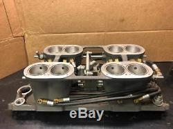 NOS Hilborn Fuel Injection, 23 Degree Small Block Chevrolet