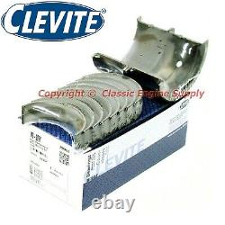 New Clevite H Series Standard Rod & Main Bearing Set 350 327 307 305 sb Chevy