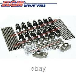 New Rocker Arm & Pushrod Set 1987-1995 sb Chevy Cars 350 305 265 LT1