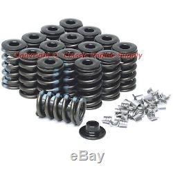 New Z28 Springs, 1.94 & 1.5 Stainless Steel Valve Kit sb Chevy 400 350 327