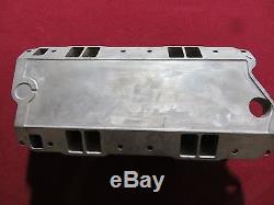 Nostalgic Moon Small Block Chevy Weber Intake Manifold 283 327 350 Gasser