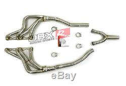 OBX Racing SS Exhaust Manifold Headers 82-92 Camaro Firebird V8 Small-Block SBC