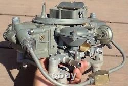 OEM GM Holley 4 Barrel Carb List 4053 68-69 Camaro Z/28 L78 396/375HP Dated 812