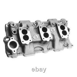 Offenhauser 1955-1986 Small Block Chevy Three Deuce Intake Manifold