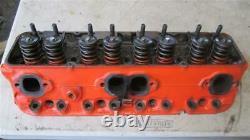Original GM 3991492 Cylinder Head Small Block Chevy Camel Hump 2.02/1.60 Valves