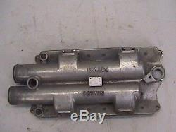 Potvin Small Block Chevy Supercharger Intake Rare Blower Manifold S. B. Chevy