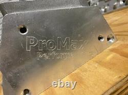 Pro Maxx 220 Sbc Cylinder Heads Pair Hydraulic Roller Camshaft Ready
