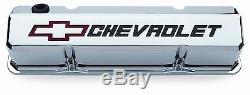 Proform 141-930 GM Performance Small Block Chevy Chevrolet Valve Covers Slant