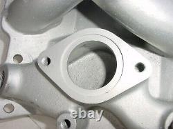 Rare Small Block Chevy Intake Thermodyne Driver Air Gap Holley or Edelbrock Carb