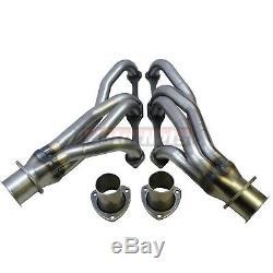 Raw SBC Exhaust Headers 1967-1969 Small Block Chevy Camaro CHEVELLE/MALIBU NOVA
