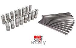 Roller Lifters and Pushrods Set for Chevrolet 305 350 5.7L Vortec TBI