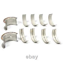 SBC Chevy 350 Small Block 5.7L Re-Ring Kit 1967-1979 Rings Bearings Gaskets