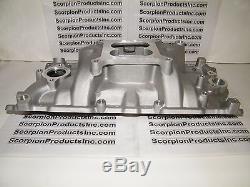 SBC SMALL BLOCK CHEVY Aluminum Intake 350 Performance Intake 327,350,383,400