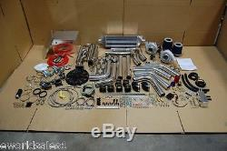 SBC Small Block Chevy 1000HP Twin Turbo TT kit 262-400 FULL KIT 350 305 5.0 5.7