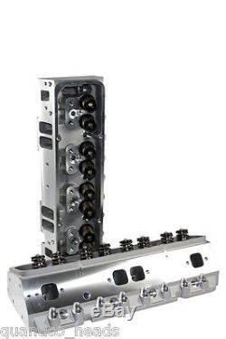SBC Small Block Chevy 196cc 68cc LOADED Cylinder Head 270 350 383 400 + FREE