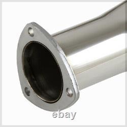 SS Long Tube Exhaust Header Manifold for 65-89 Chevy Small Block 283-400 SBC V8