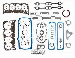 Small Block Chevy Camaro 350 5.7l Lt1 93-97 Full Rebuild Gasket Set Kit