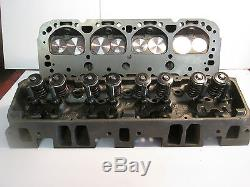 Small Block Chevy SBC Heads 441 76 CC 3932441 2.02 1.6.570 Lift Screw in Studs
