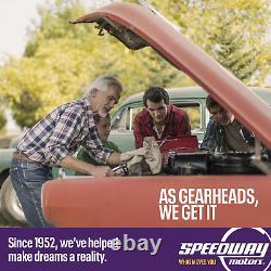 Speedway Motors SBC 305 327 350 400 V8 Small Block Chevy Gear Drive Kit